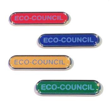 ECO-COUNCIL bar badge